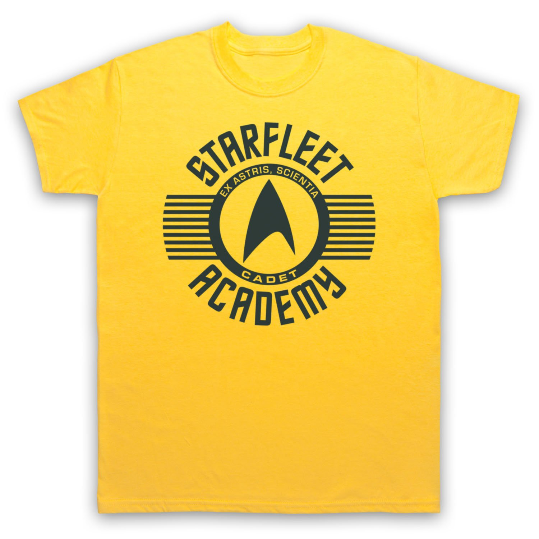 Star Trek Starfleet Acadamy Cadet T-Shirt des Hommes