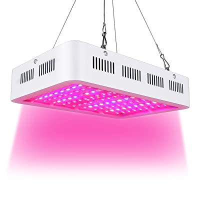 Full Spectrum 1000w LED Grow Light by LVJING