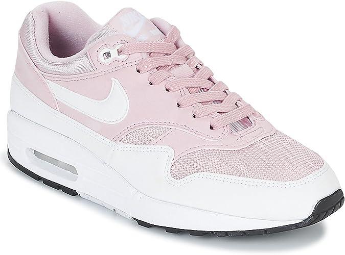 Zapatillas NIKE Air MAX 1 Barel Rosa/Blanco Mujer