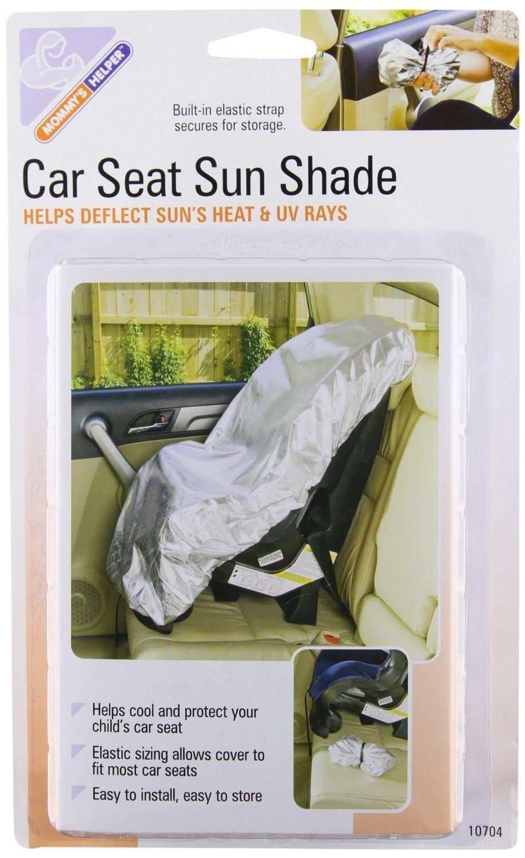 Mommy's Helper Car Seat Sun Shade - 2 Pack