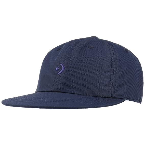 Converse Erwachsene Star Chevron Tonal Poly Cap Caps Black