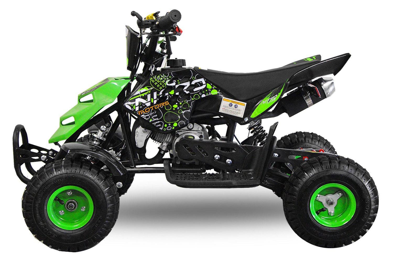 49cc Kinderquad Repti 4 Miniquad Mini Quad ATV Bike Kinder Gr/ün