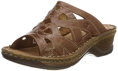 41f68874a7b85 Amazon.com: Josef Seibel Womens Catalonia 44 Leather Sandals: Shoes