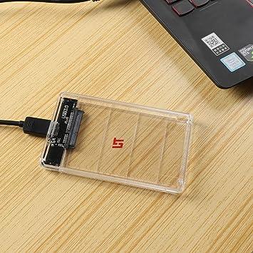 THU SSD Enclosure External SSD Enclosure External Hard Drive ...