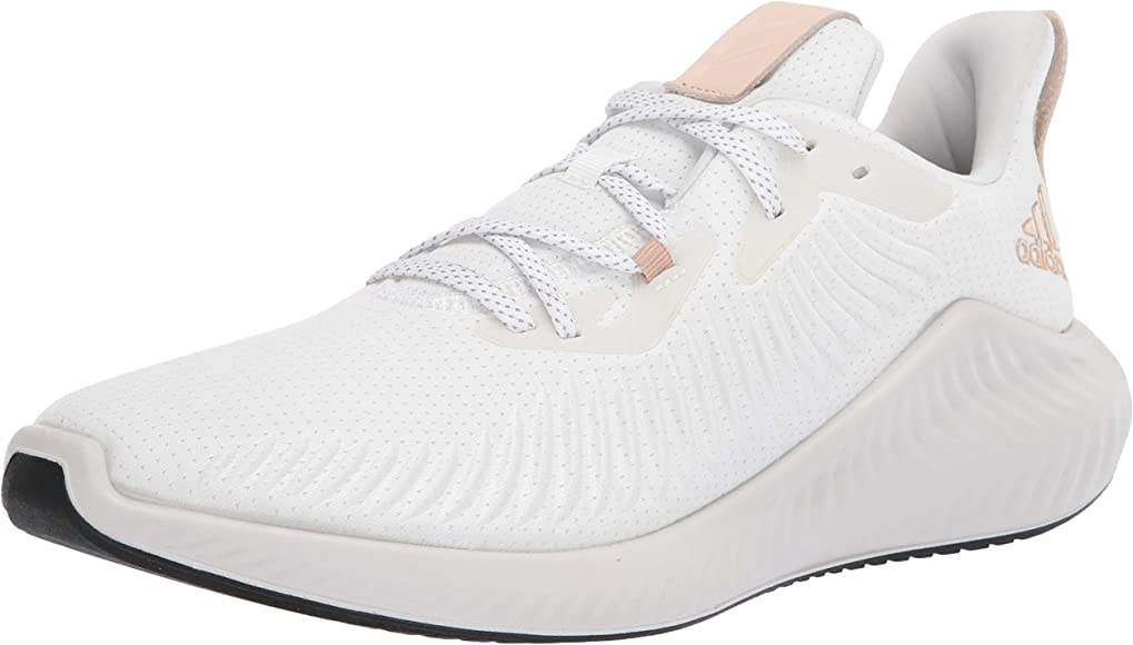 m BF Running Shoe, Crystal White/Copper