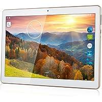3G Tablet 10 Pollici con WiFi, 8 Core,RAM 2GB, Memoria Interna 32 GB, Android 6.0 ((Bianco))