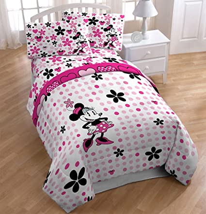 Luxury Minnie Mouse Bedroom Set Full Size Decor