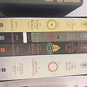 The Lord Of The Rings - 60th Anniversary (Boxed Set): Amazon.es: Vv.Aa, Vv.Aa: Libros en idiomas extranjeros