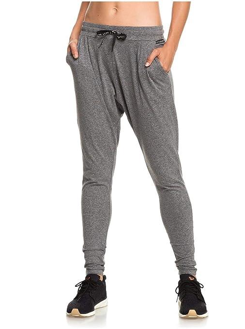Roxy Jungle Roots- Pantalon de Yoga para Mujer (M): Amazon ...