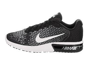 new product 5420f b2aff Nike Air Max Sequent 2 uomo scarpe jogging palestra passeggio running  (44,5) Amazon.it Sport e tempo libero