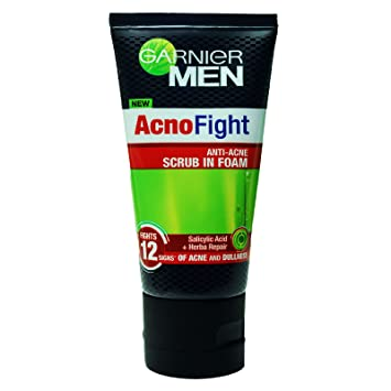 Garnier Men Acnofight acné 6 en 1 en mousse   50 ml  Amazon.fr ... f8062cb0a50