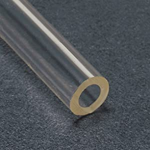 """Tygon Non-DEHP Laboratory, Food & Beverage and Vacuum Plastic Tubing, Clear, 3/16"""" ID x 1/4"""" OD, 50 feet Length"""