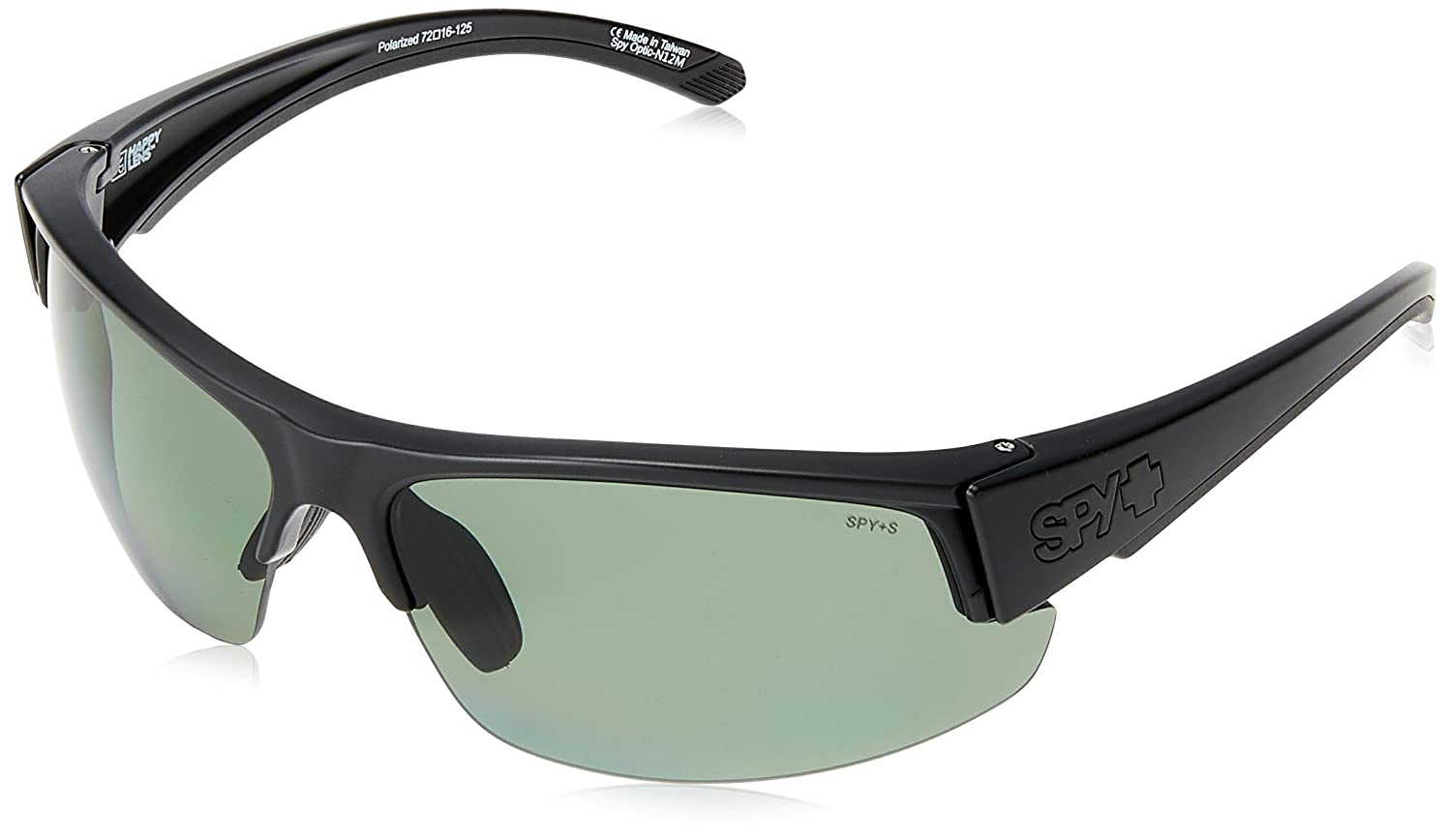 ANSI-certified SPY Optic Sprinter Sunglasses Happy Lens 673502242473