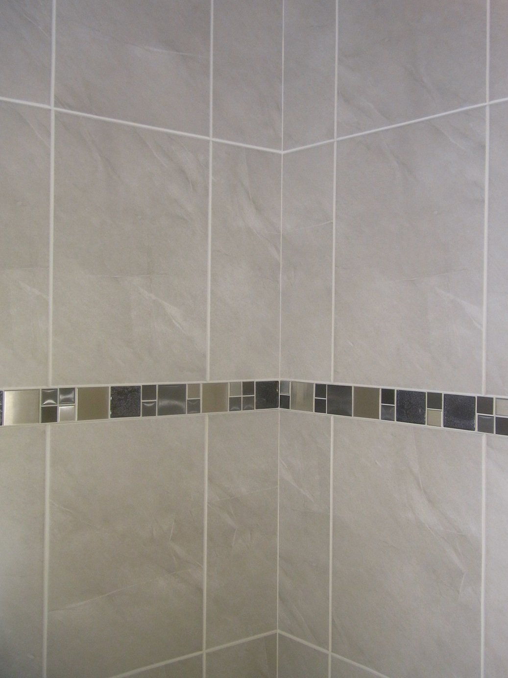 20m2 Stone Effect Grey Ceramic Bathroom Wall Tile Deal Inc Stunning  Borders: Amazon.co.uk: DIY U0026 Tools Part 56