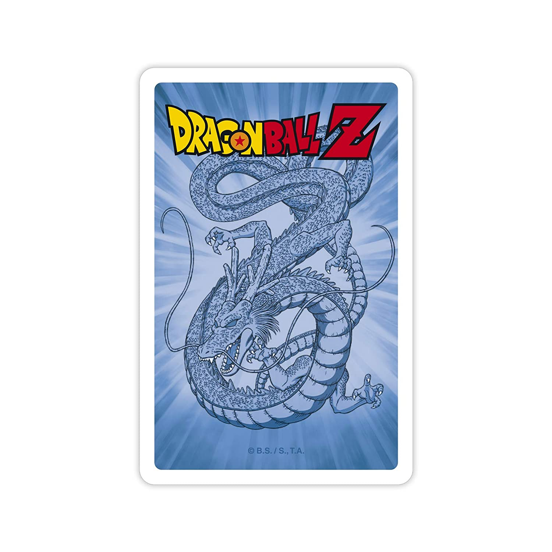 7 familias DBZ Juego de Cartas Dragon Ball ABYstyle