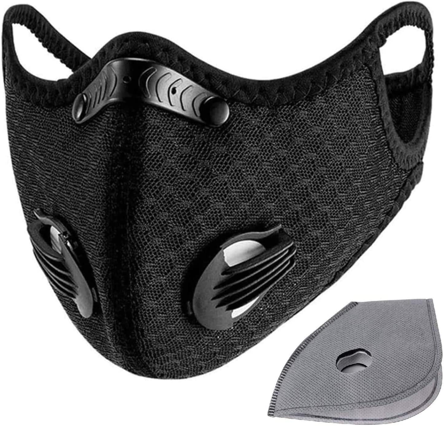 Dust Mask/Outdoor Sports Mask (Cycling, Running)