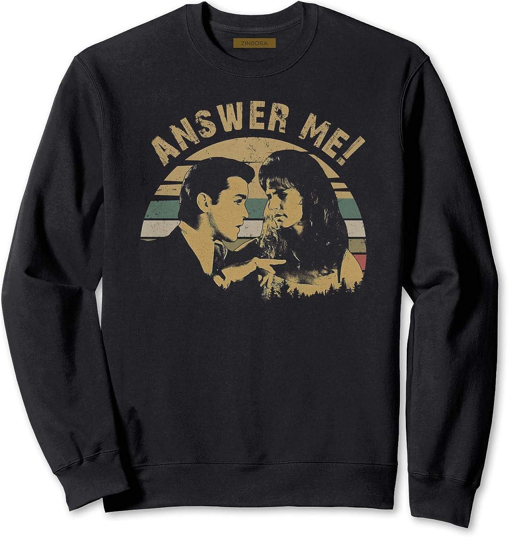 Answer Me Vintage T-Shirt