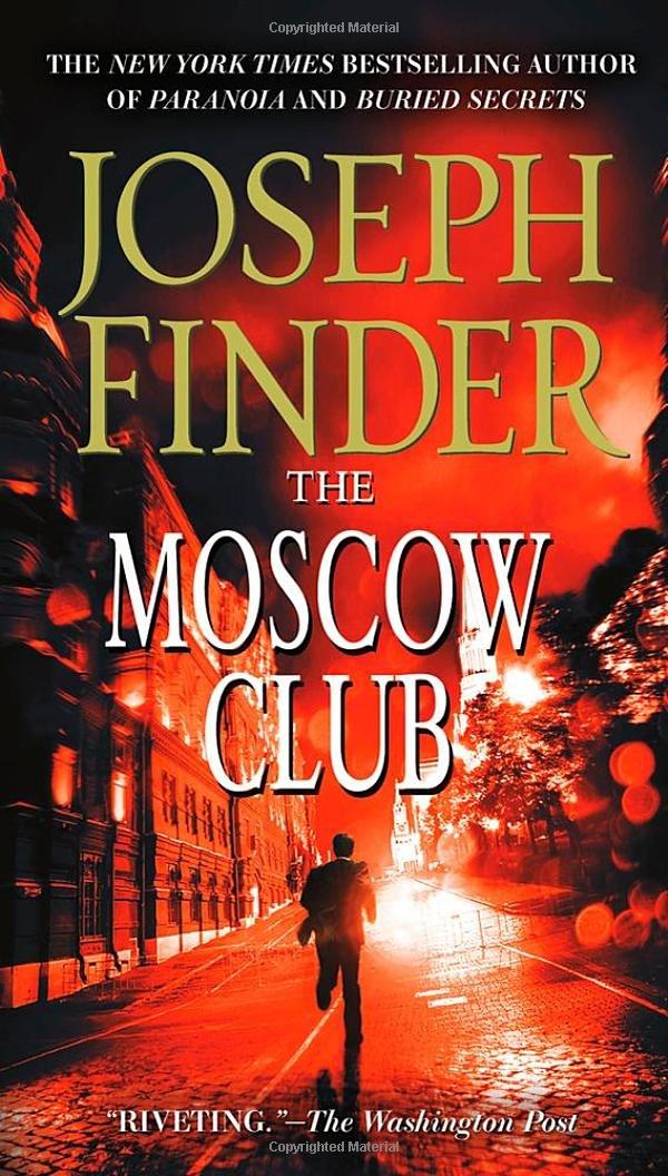 Read Online The Moscow Club pdf epub