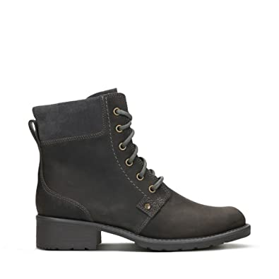 5c66459f31523 Clarks Orinoco Spice Nubuck Boots in Grey  Amazon.co.uk  Shoes   Bags
