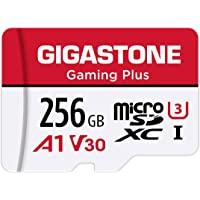 Gigastone 256GB Micro SD Card, Gaming Plus, MicroSDXC Memory Card for Nintendo-Switch, 100MB/s, 4K Video Recording…