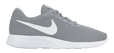 Nike TANJUN Gris - Chaussures Chaussures-de-running