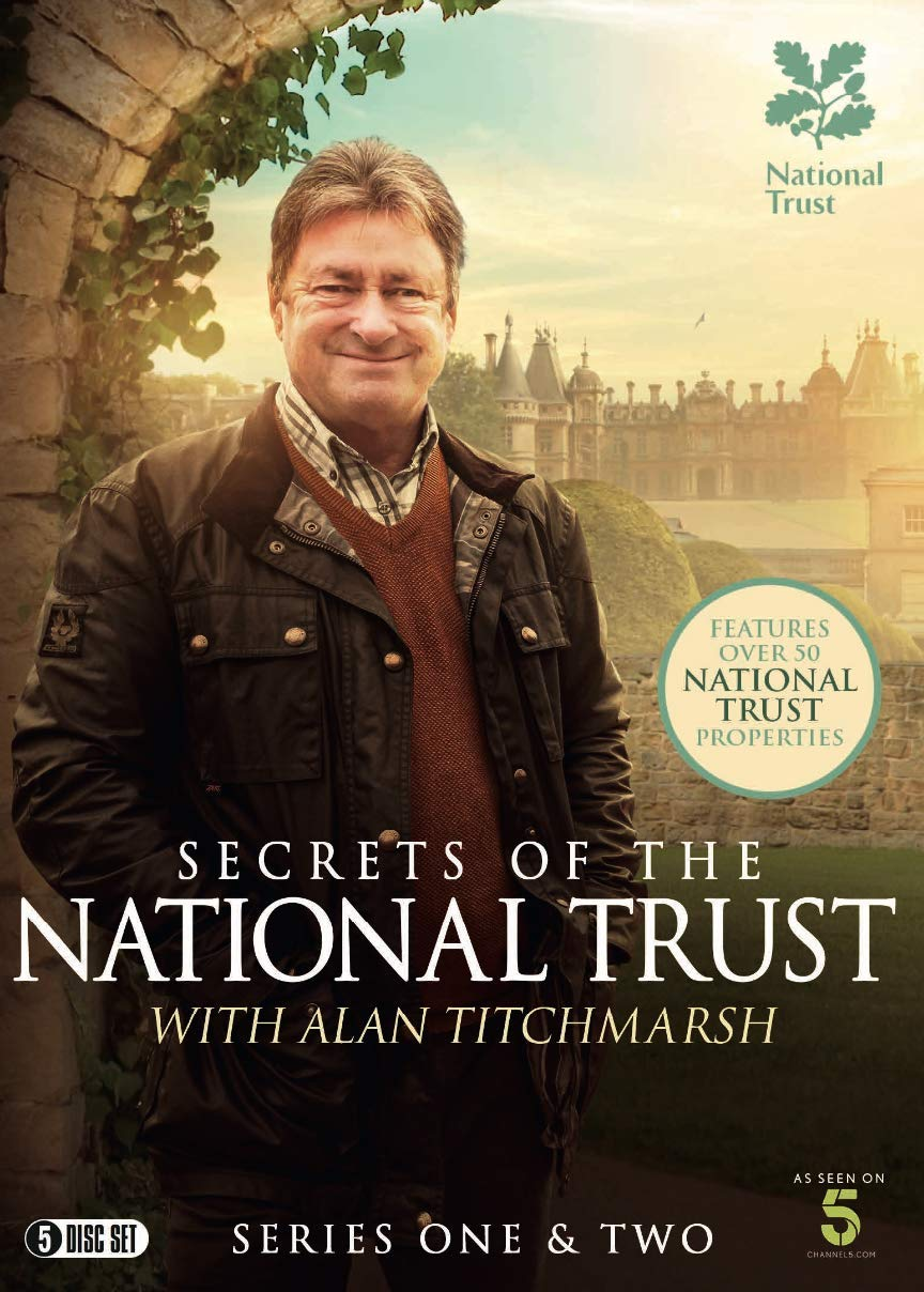 Secrets of the National Trust with Alan Titchmarsh: Series One & Two