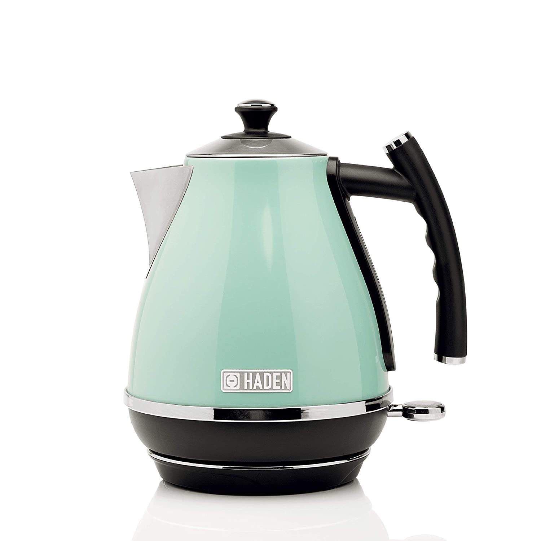 Jug shaped electric tea kettle