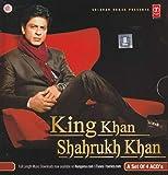 King Khan Shahrukh Khan Hindi CD (A Set of 4 ACDs)