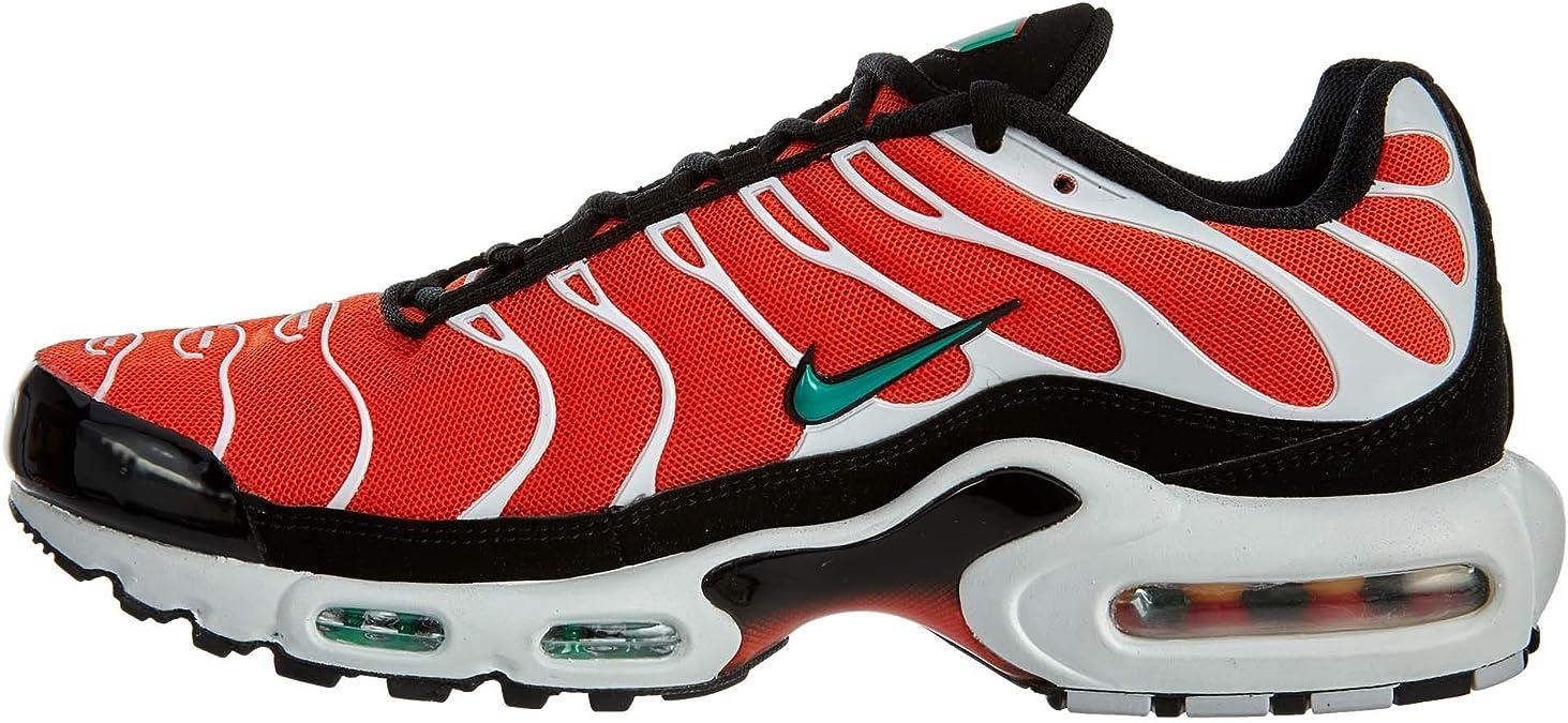 NIKE Air MAX Plus, Zapatillas de Gimnasia para Hombre: NIKE: Amazon.es: Zapatos y complementos