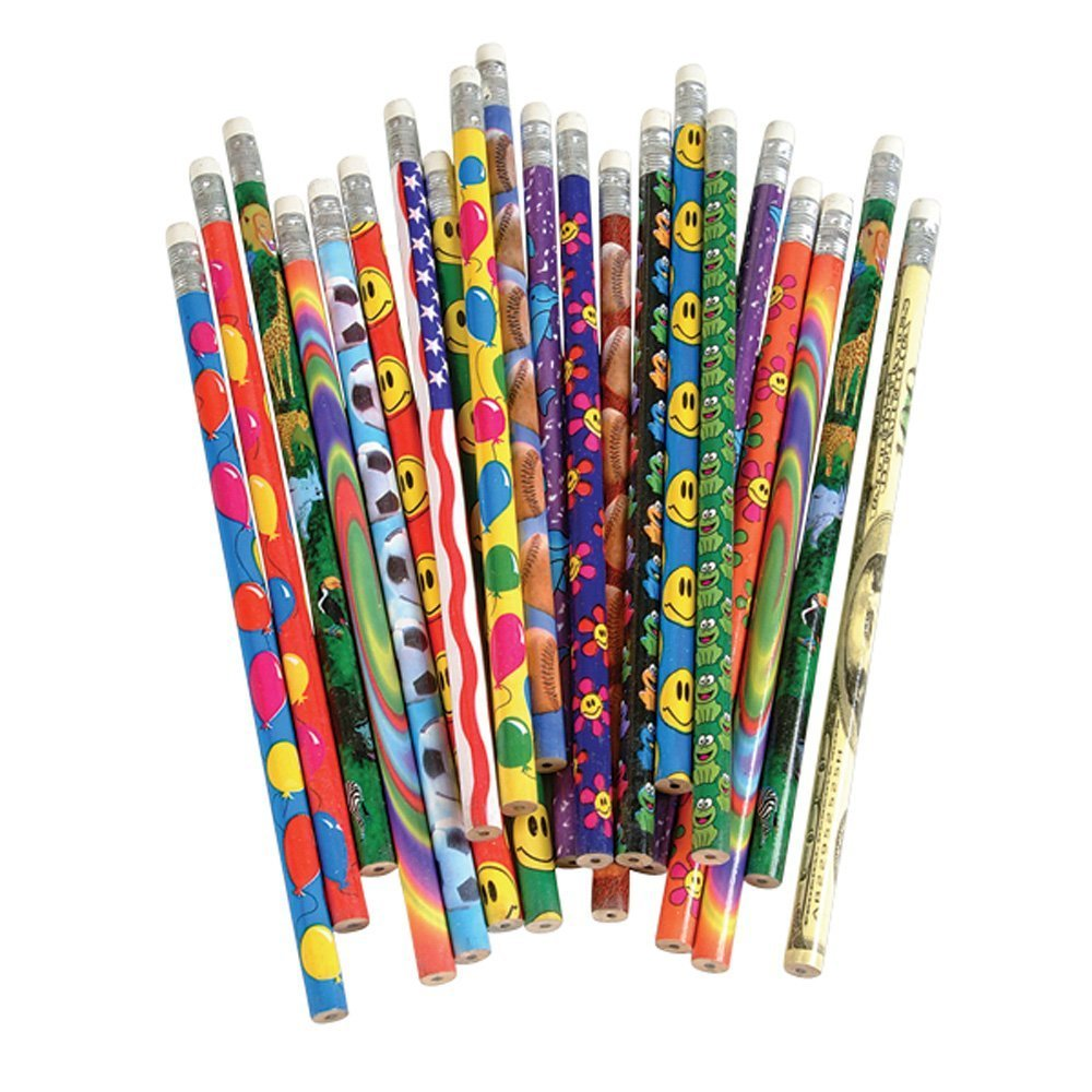 YMR Beauty Assorted Colorful Kids Pencils