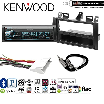 Amazon.com: Kenwood KDCX502 Double Din Radio Install Kit with ... on pt cruiser wiring harness, grand marquis wiring harness, camry wiring harness, cj5 wiring harness, mustang convertible wiring harness, vue wiring harness, crown victoria wiring harness, enclave wiring harness,