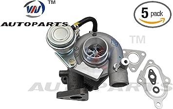 Turbolader für Mitsubishi Pajero Triton L200 Delica 4M40T 2.8 L TD04-12T neu