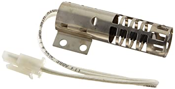 kenmore oven igniter. 4342528 - oem factory original whirlpool kenmore maytag gas range oven ignitor (round style design kenmore oven igniter a