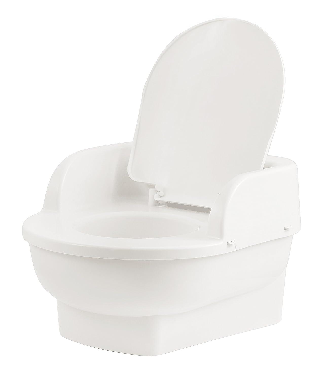 SZO Orinal Infantil WC para niños (Azul Jirafa) SZO Trade