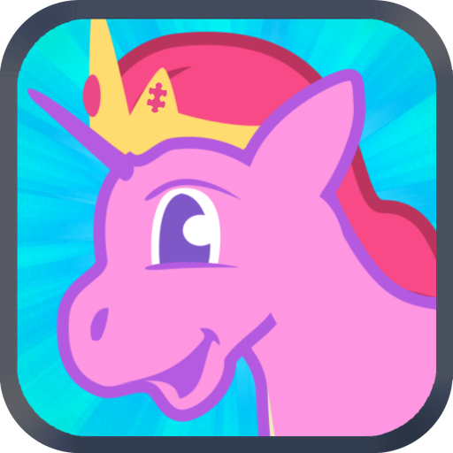 My Pony Games for Girls: Pony Jigsaw Puzzles for Kids and Toddlers who Love Little Horses and Princess Unicorn Ponies for Free