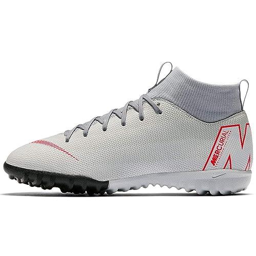 Nike Jr Superfly 6 Academy GS Tf Scarpe da Calcetto Indoor Unisex -  Bambini  Amazon.it  Scarpe e borse e50f205963f4