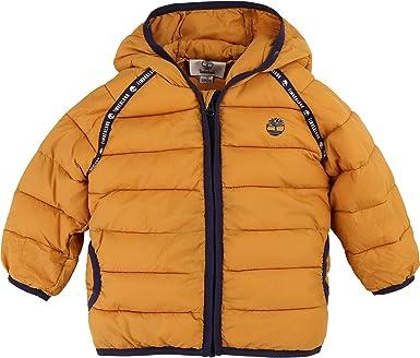 Groseramente Estallar Asociación  Timberland - Chaqueta de invierno para niño amarillo 74: Amazon.es: Ropa y  accesorios