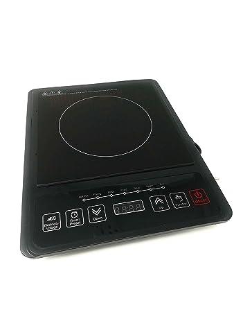 Placa de inducción 2000 W panel de cocción Eléctrico ...