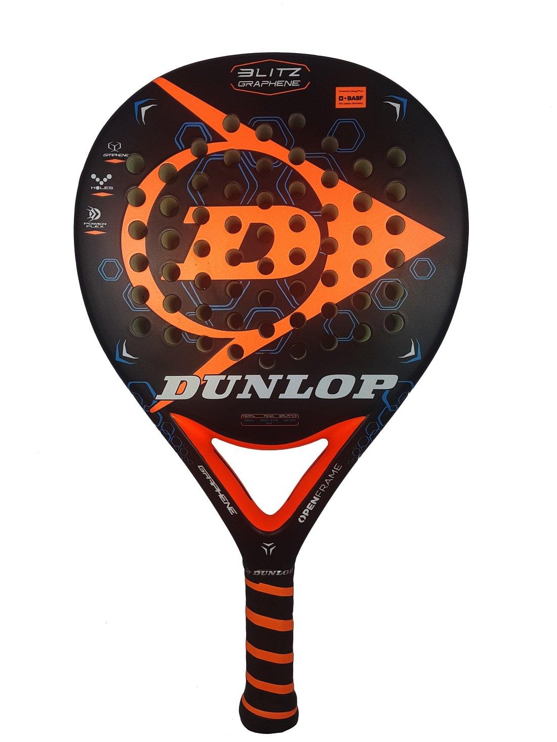 Dunlop Pala de Pádel Blitz Graphene: Amazon.es: Deportes y aire libre
