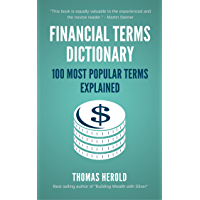 Financial Terms Dictionary - 100 Most Popular Financial Terms Explained