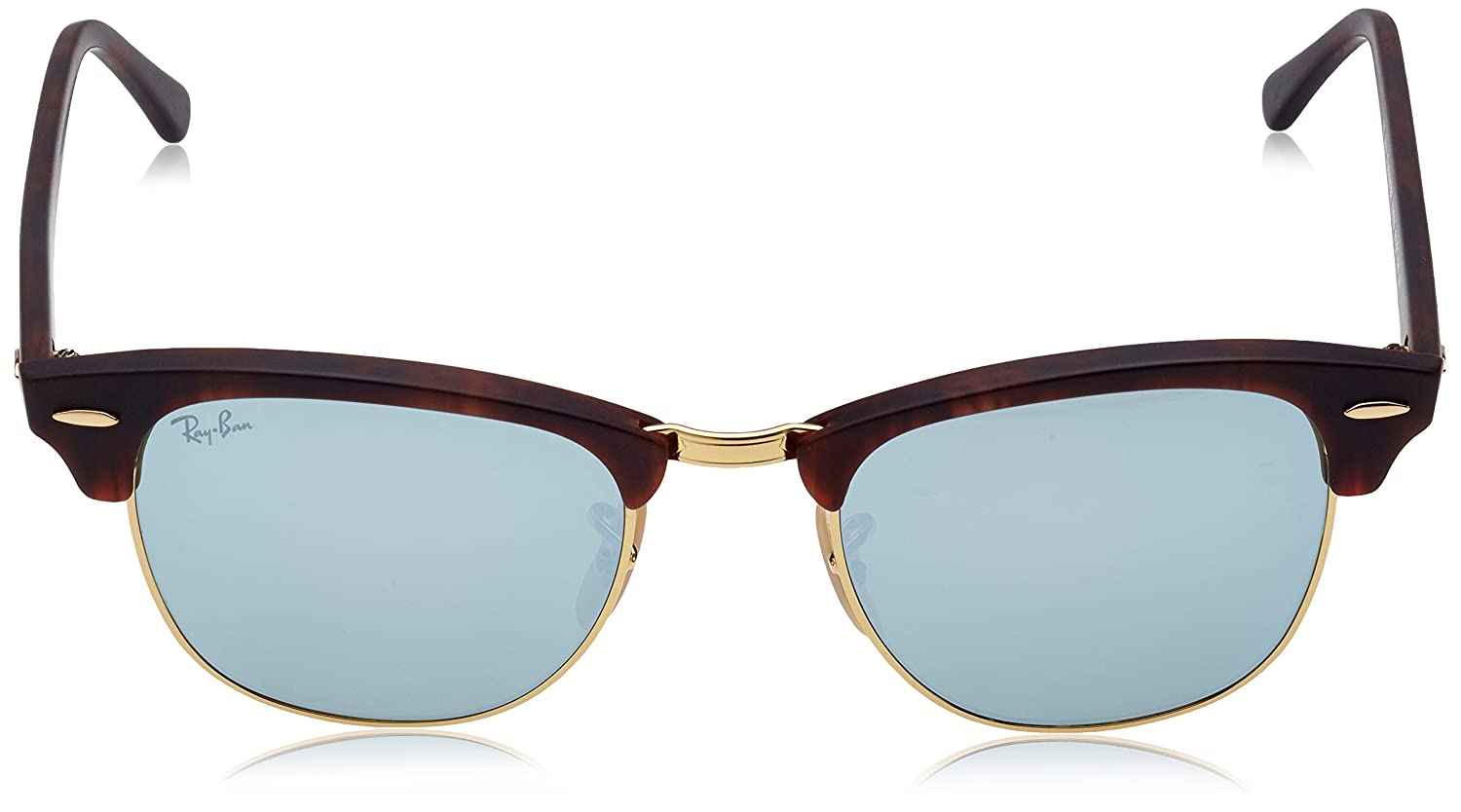 362221967 Óculos de Sol Ray Ban Clubmaster Flash RB3016 1145/30-51: Amazon.com.br:  Amazon Moda