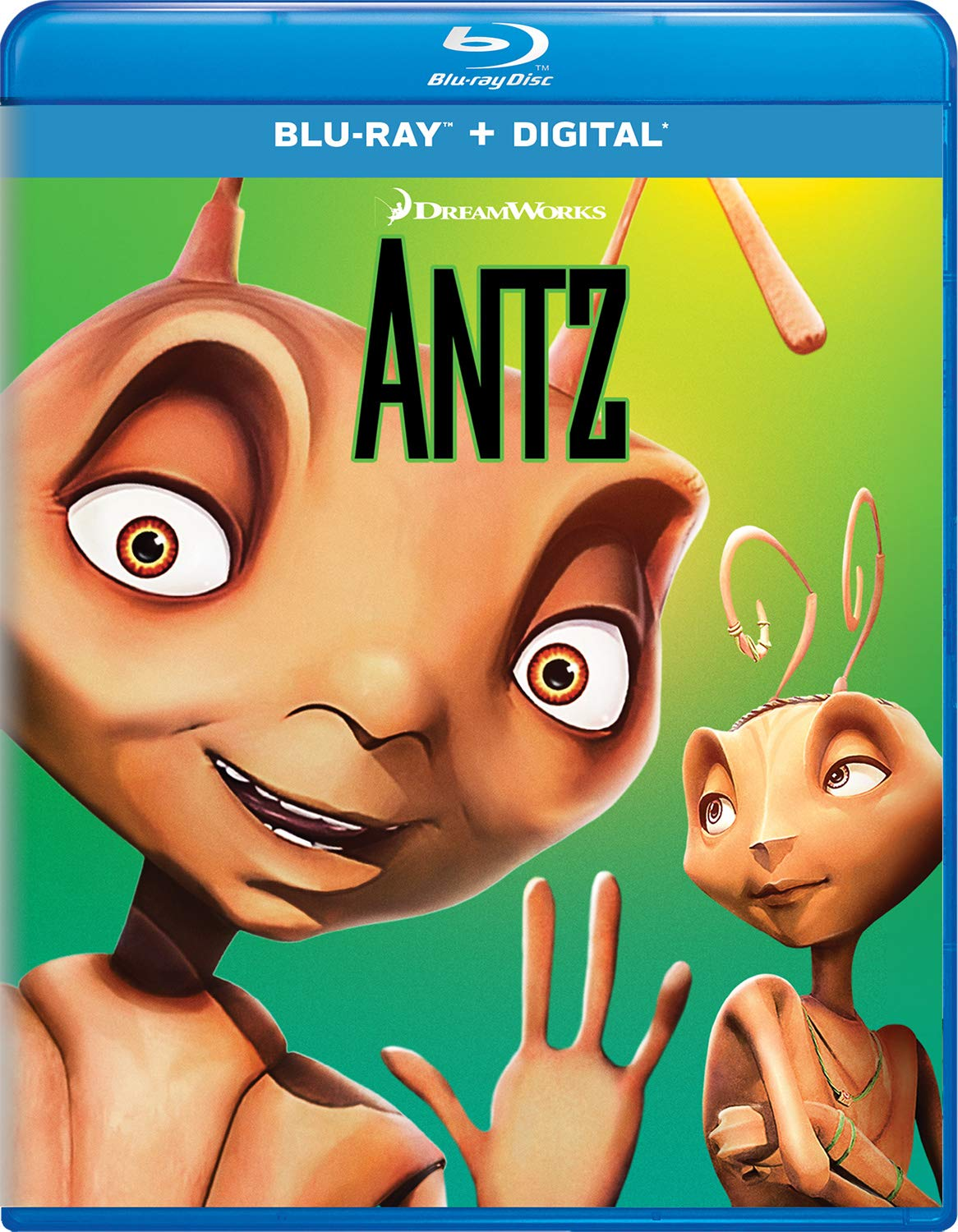 Blu-ray : Antz (Digital Copy)