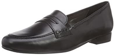 Damen Slipper & Mokassins, Schwarz - Schwarz - Größe: 6.5 UK Mobils