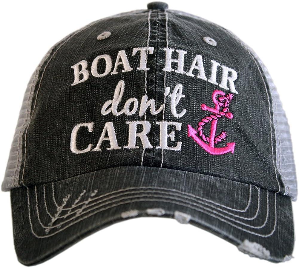 Katydid Boat Hair Don't...