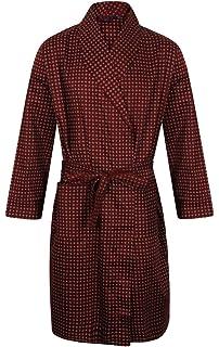Bata ligera 100% algodón, diseño de cachemira - Hombre (XL): Amazon.es: Ropa y accesorios