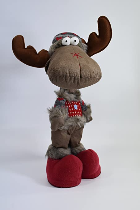 large moose christmas decorations
