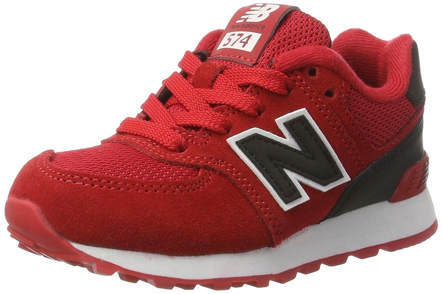 New Balance Kids' Kl574 Sneaker KL574ECI