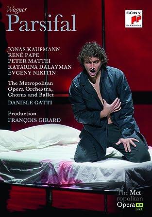 Amazon Wagner Parsifal Metropolitan Opera Francois Girard
