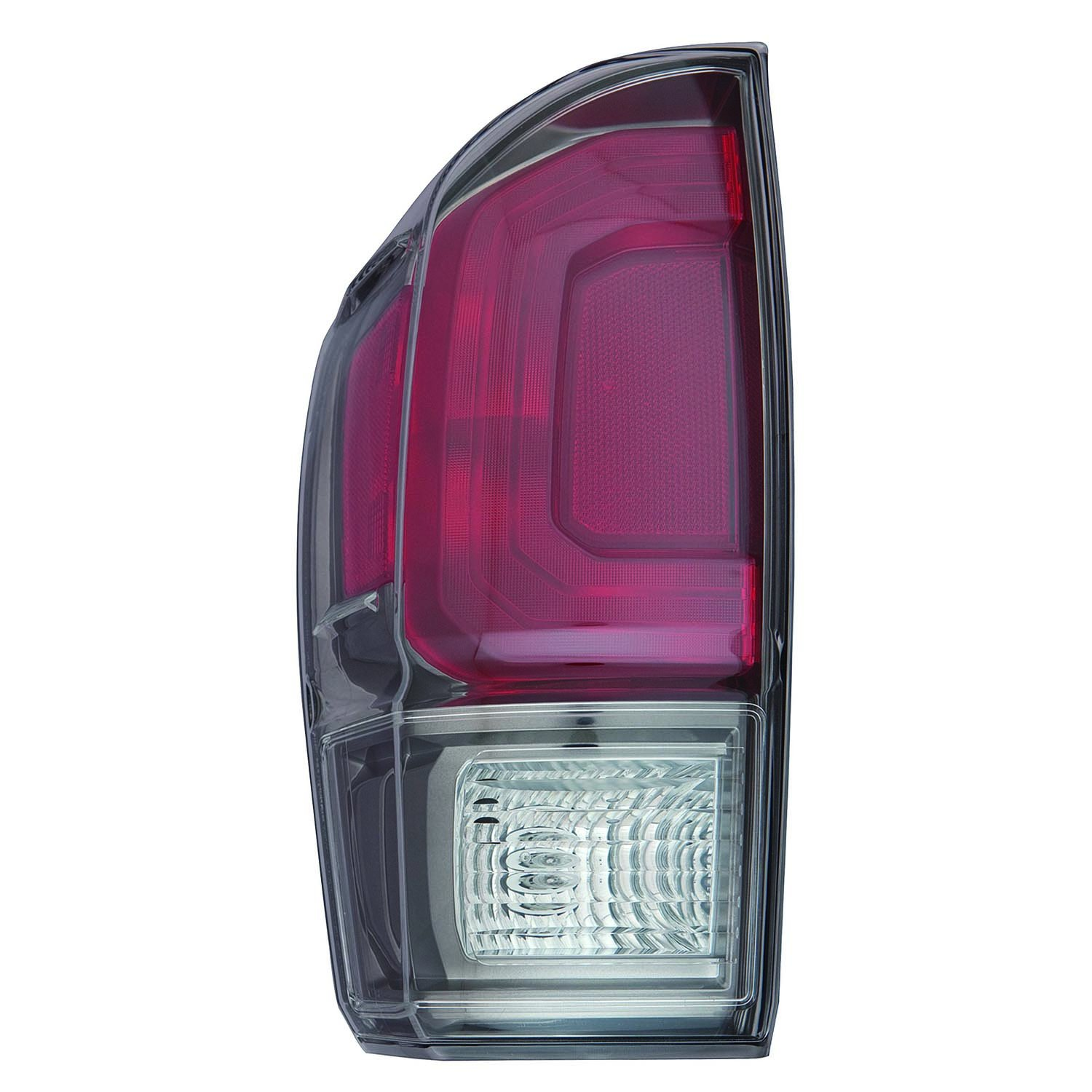 OE Replacement TOYOTA TACOMA/_PICKUP/_2WD Tail Light Assembly Partslink Number TO2800199