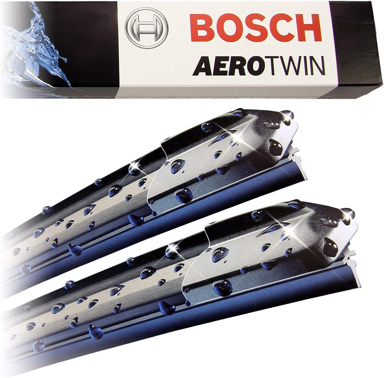 Set 3397118963 Bosch Wischer Wischerblatt Wischerblätter Scheibenwischer Scheibenwischerblätter Aerotwin A963s Auto